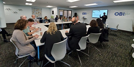 OBI Client Company Lunch & Learn - Promedix and Refeyn