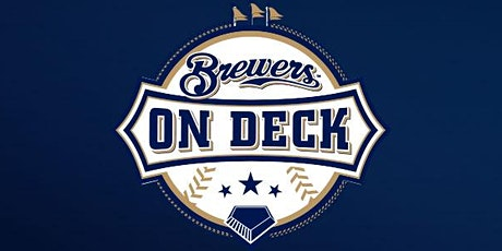 Brewers On Deck Jan 26 tickets