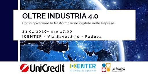 Oltre Industria 4.0.