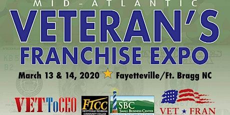 Franchise Exhibitors - Mid Atlantic Veteran Franchise Expo tickets