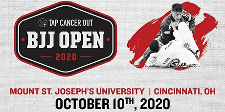 Tap Cancer Out 2020 Cincinnati BJJ Open - Coach and Spectator Tickets tickets