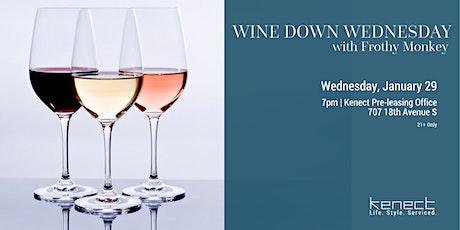 Wine Down Wednesday tickets