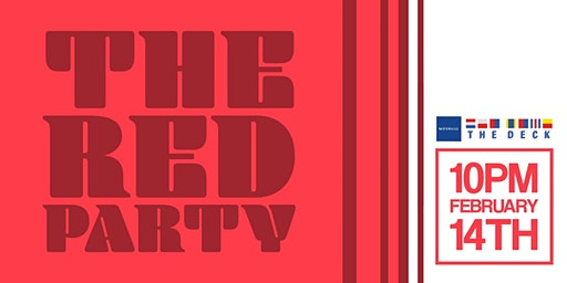 The Red Party  a Celebration of Color