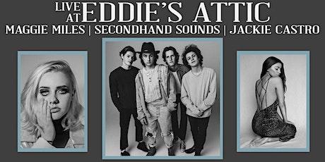 Secondhand Sound, Jackie Castro & Maggie Miles tickets
