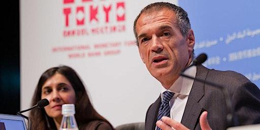 Carlo Cottarelli: The Italian Economy in Times of Recession