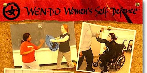 Women and Girl's Wen Do Self Defense Workshops