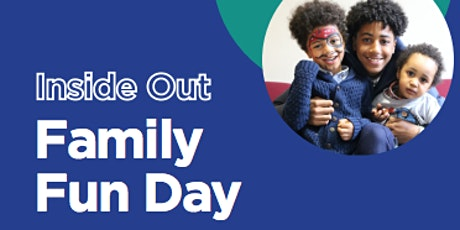 Citywise Family Fun Day: Inside out tickets