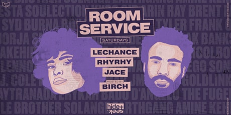 HIDE + SEEK presents Room Service - Feb 01 tickets