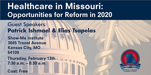 Health Care in Missouri: Opportunities for Reform in 2020