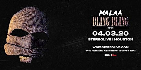 Malaa - Bling Bling Tour - Stereo Live Houston tickets