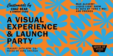 Customade by Chaz Bear & Company Studio  A Visual Experience&Launch Party tickets
