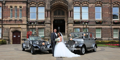 Wedding Fayre @ St Helens Town Hall