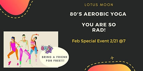 Yogaerobics 80's Style tickets