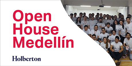 Open House: Holberton School Medellín tickets