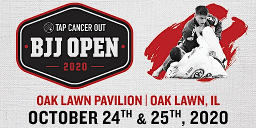 Tap Cancer Out 2020 Chicago BJJ Open - Coach and Spectator Tickets