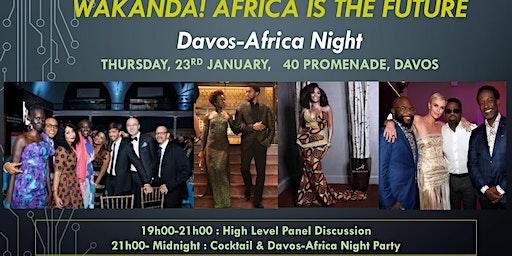 Davos: Africa Night