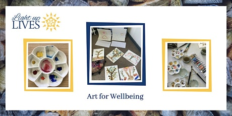 Art for Wellbeing - Painting  (Winter Sessions) tickets