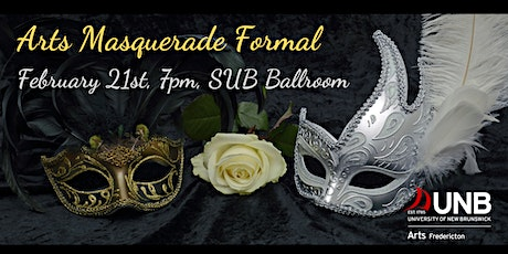 Arts Formal tickets