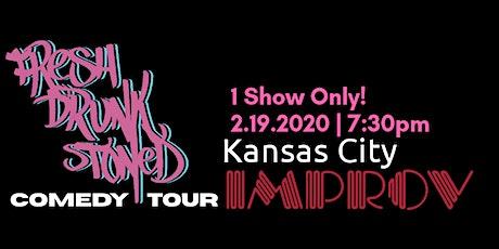 FREE TICKETS | KANSAS CITY IMPROV 2/19 | Stand Up Comedy Show  tickets