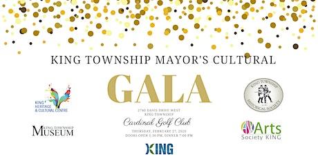 King Township Mayor's Cultural Gala tickets
