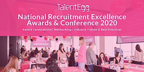TalentEgg National Recruitment Excellence Awards & Conference 2020 tickets