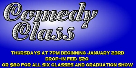 Curlies Comedy Class tickets