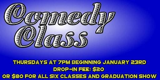 Curlies Comedy Class