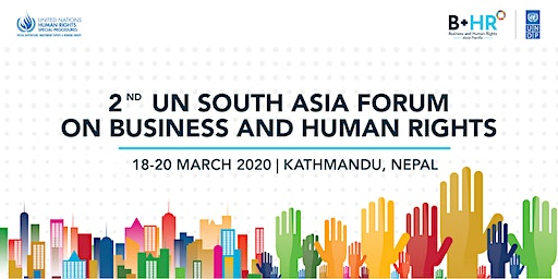 2nd UN South Asia Forum on Business and Human Rights