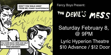 The Devil's Mess tickets