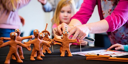 Aardman Morph Model Making Workshop
