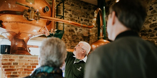 Dartmoor Whisky Distillery Tour and Tasting