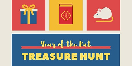 Year of the Rat Treasure Hunt tickets