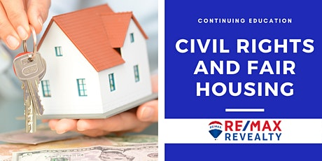 CE: Civil Rights and Fair Housing tickets