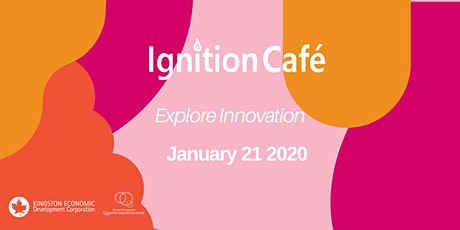 DDQIC Ignition Café (January 2020) tickets