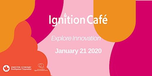 DDQIC Ignition Café (January 2020)