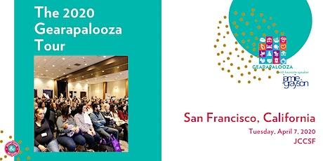 Gearapalooza San Francisco 2020 tickets