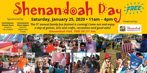 FREE Shenandoah Day - Annual Family Fun Day