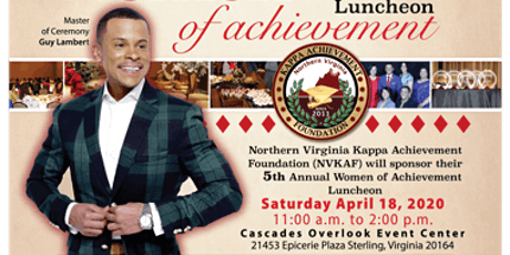 2020 NVKAF Women of Achievement Luncheon tickets