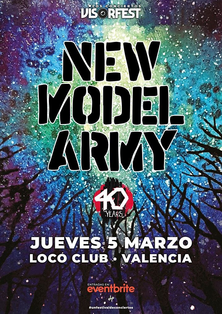 Imagen de New Model Army
