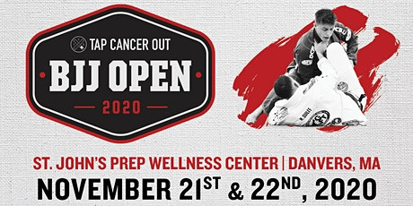 Tap Cancer Out 2020 Massachusetts BJJ Open - Coach and Spectator Tickets tickets