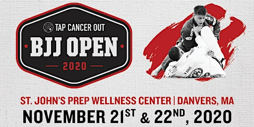 Tap Cancer Out 2020 Massachusetts BJJ Open - Coach and Spectator Tickets