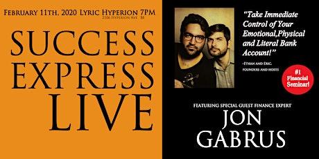 Success Express LIVE tickets