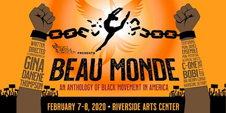 BEAU MONDE: An Anthology of Black Movement in America tickets