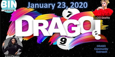 Drago Jan. 23- DRAGO Community Outreach Fundraiser tickets