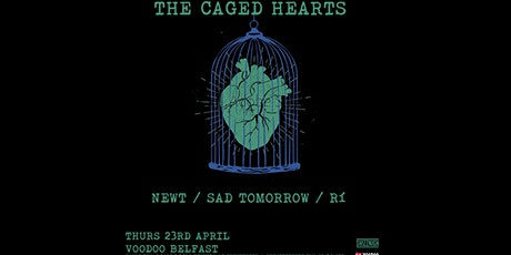 The Caged Hearts tickets