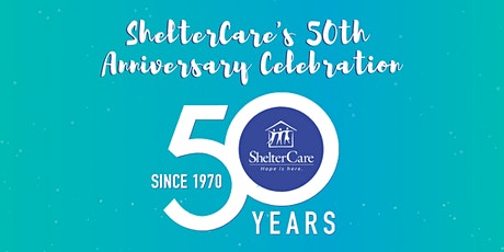 ShelterCare 50th Anniversary Celebration tickets