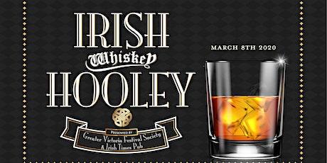2020 Irish Whiskey Hooley tickets