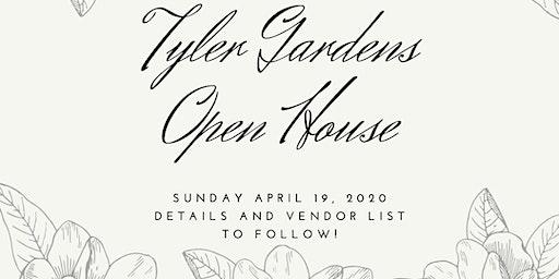 Tyler Gardens Spring Bridal Show
