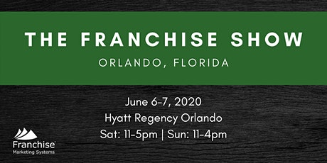 The Franchise Show: Orlando, FL tickets