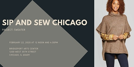 Sip and Sew Chicago tickets